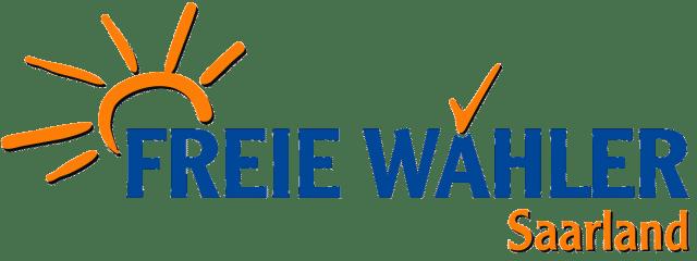 FREIE WÄHLER Wähler Saarland Retina Logo