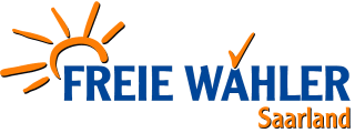 FREIE WÄHLER Wähler Saarland Logo