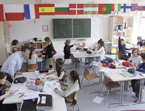 Personelle und materielle Stärkung der Schulen!