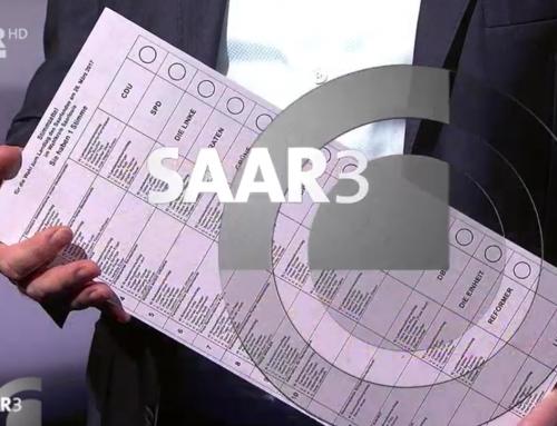 Saar3 berichtet über die FREIEN WÄHLER